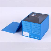 Wholesale boîtes en carton boîte-cadeau personnalisé magnétique