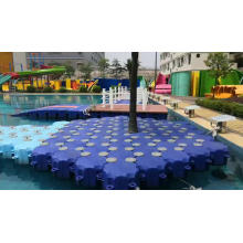 Cube floating bridge for ship floating dcok use hdpe plastic high quality for cheap sale