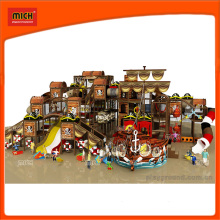 Mich Top-One Pirate Ship Indoor Playground for Fun