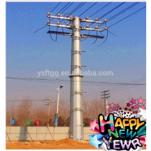 33KV Best sale Octagonal Electric Power Steel Pole