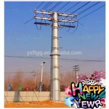 33KV Melhor venda Pólo octogonal de aço de energia elétrica
