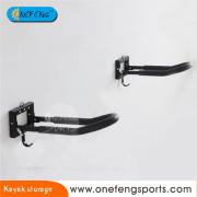 Almacenaje resistente de la pared de acero kayak