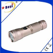 Mini lampe de poche avec forte puissance LED Ce, étanche, technologie avancée Torch