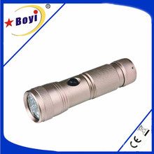 Mini Flashlight with Strong Power LED Ce, Waterproof, Advanced Technology Torch