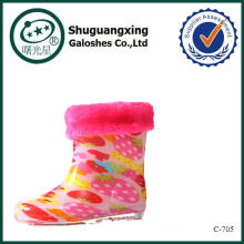 candy rain boot for children C-705