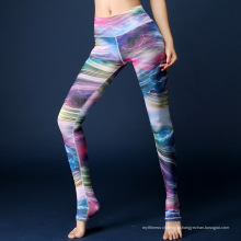 Colorblock Athletic Close Fit Treino Leggings