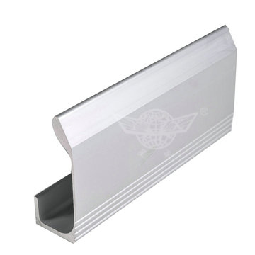 electrophoresis coating aluminium extrusion profiles