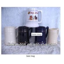 Haonai 2014 tasse en céramique blanche personnalisée en céramique