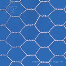 Jaula de pájaros 1.28mm Malla de alambre hexagonal