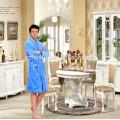 Hommes mode peignoir polaire et pyjama, chemise de nuit pour hommes