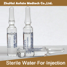 Estéril Wate para Injeção 15ml
