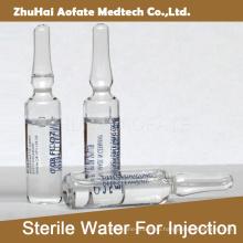 Стерильная вода для инъекций 15 мл