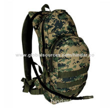 Military Hydration Backpack for Military, Law Enforcement, Hunting Outdoor Sports, in Camo