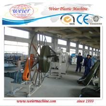 Chinesische einzigartige TPU / NBR-Rohr- / Schlauch- / Rohr-Verdrängungs-Maschinerie