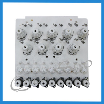 embroidery machine spare parts Thread Tension Plate