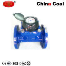 Flujómetro magnético líquido líquido de la agua residual de la mezcla de las aguas residuales de la irrigación seca del dial