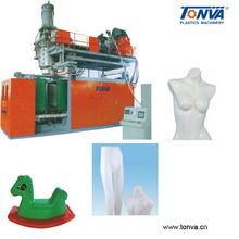 Plastic Mannequin Blowing Machine, Human Bust Extrusion Blow Molding Machine