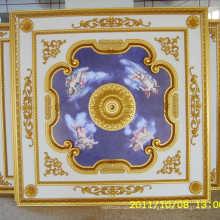 1.8m * 1.8m Dekoration-Material-künstlerische Decken-Fabrik Großverkauf