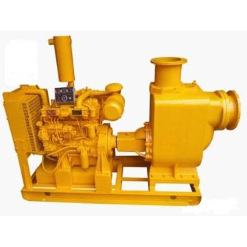 XBC diesel engine self-priming sewage pump