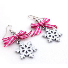 Christmas Jewelry/Christmas Earring/Christmas Snow (XER13378)