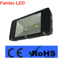 Modern black 100w cob led outdoor lighting IP65 for project