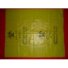 PE Plastic Medical Waste Bag