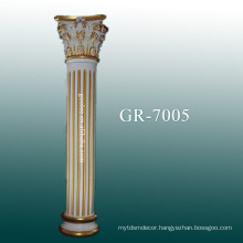 PU pillar for home and interior decoration