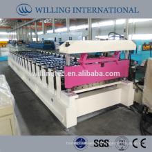 PPGI IBR máquina de telhar de telas Popular em África