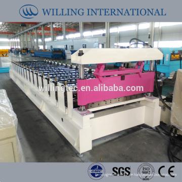 Profil Walze Formmaschine Dachdecker Formmaschine