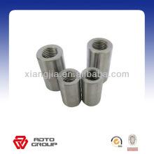coupleur / connecteur de rebar de fil droit, coupleur de rebar d'acier, coupleur d'épissure de rebar