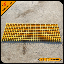 non-conductive impact resistant frp louver grill