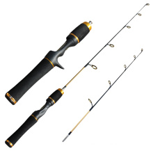 2PCS Carbon Ice Fishing Rod