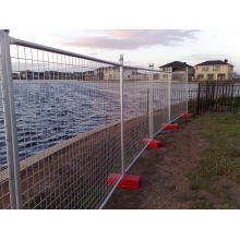 Hohe Qualität Australien nicht graben Portable temporäre Zaun