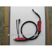 Panasonic 350a de alta qualidade da tocha de soldagem