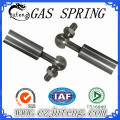 tension gas spring with frame