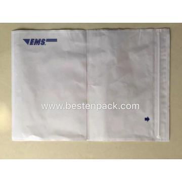 EMS Zipper Waybill Pouch