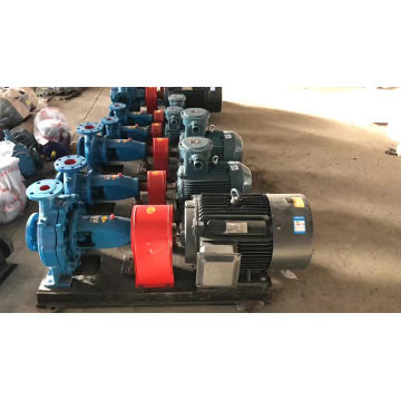 IS-serie centrifugal industriell vattenpump
