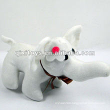 Lovely stuffed and small plush elephant baby toy