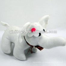 Adorável recheado e pequeno brinquedo de bebê elefante de pelúcia