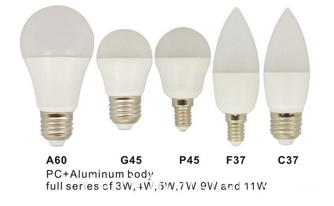 LED Globe Bulbs photo