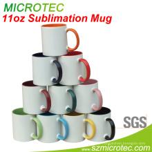 Sublimation beschichtete keramische Tasse