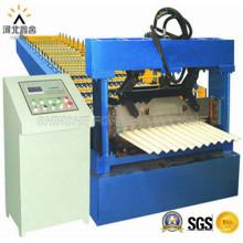 Telhadura do Metal de qualidade internacional e máquina de painel de parede