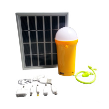 Solar LED lanterns with 15w solar panel