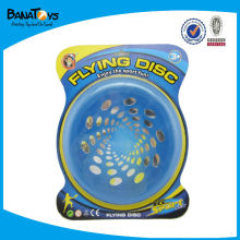 Sport toy 9 inches circular frisbee with hot stamping