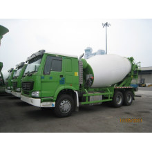 Sinotruk HOWO 10cbm Concrete Mixer Truck