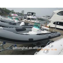 barco inflable de la China RIB470 con la consola