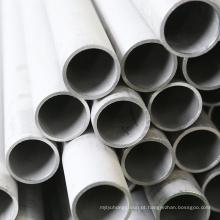 Tubo de aço inoxidável sem costura S31803 Ap