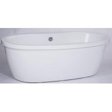 Banheira de qualidade Banheira acrílica autônoma autônoma