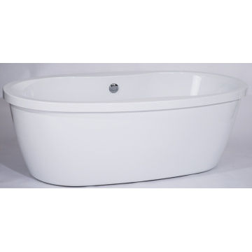 Quality Bathtub Plastic Acrylic Freestanding Bathtub