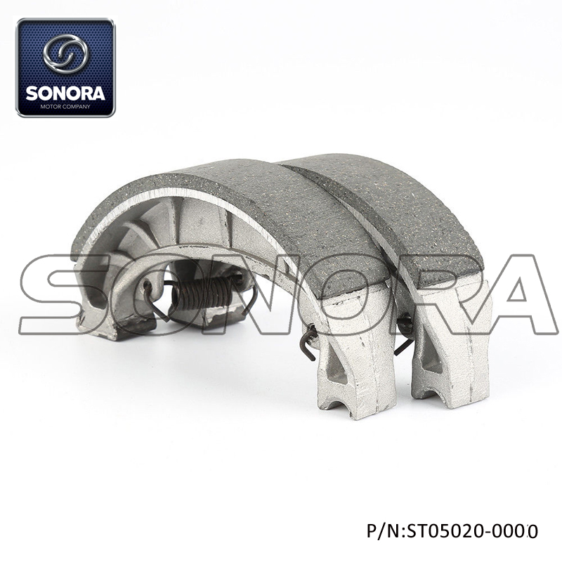 ST05020-0000 GY6-50 139QMA Brake Shoes (6)